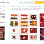 Nestlé China - 徐福记 Hsu Fu Chi - Corporate campaign - ART OF SNACKS - THE FLAG - Francois Soulignac - Digital Creative & Art Direction - MADJOR Labbrand Shanghai, China