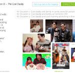 Nestlé China - 徐福记 Hsu Fu Chi - Corporate campaign - TIME MACHINE - THE COOL DADDY - Francois Soulignac - Digital Creative & Art Direction - MADJOR Labbrand Shanghai, China