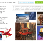 Nestlé China - 徐福记 Hsu Fu Chi - Corporate campaign - TIME MACHINE - THE OLD FLYING MAN - Francois Soulignac - Digital Creative & Art Direction - MADJOR Labbrand Shanghai, China