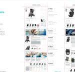 Maxi-Cosi China - Dorel Juvenile - Digital Guidelines - AMAZON - Francois Soulignac, Documents & Art Direction - MADJOR Labbrand Shanghai, China