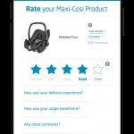 Maxi-Cosi China - Dorel Juvenile - UI Design REVIEWS COMMENTS - Francois Soulignac, MADJOR Labbrand Shanghai