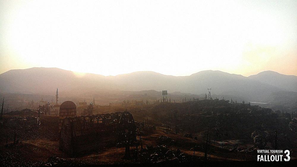 ©Francois Soulignac - Videogame photography - Fallout 3