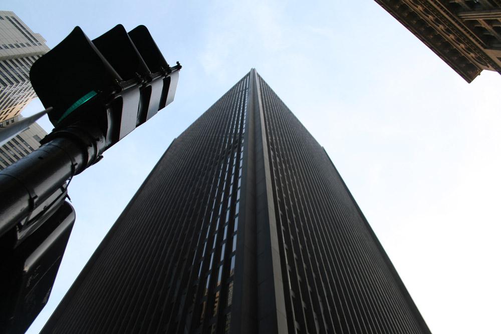 Francois Soulignac - Boston Architecture - Wide Angle Lens