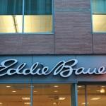 Boston Shop Sign - Eddie Bauer