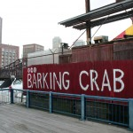 The Barking Crab Store Front, Boston Harborwalk