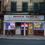 Hi-Tech Nail Inc. Store Front, The Advanced Nail Care Technologies, Boston