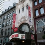 Boston Opera House Store Front, Billy Elliot The Musical