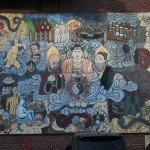 Boston Street Art - Wall in Chinatown
