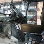 Boston Street - Elements and Specifics Details - UPS Car interior