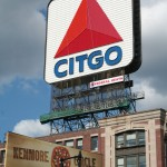 Boston Street - CITGO sign