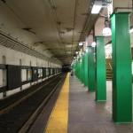Boston Subway - MBTA Hynes Convention ctr. station