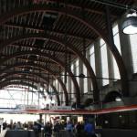Boston Subway - MBTA red line - Back Bay hall station