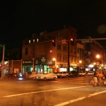 Francois Soulignac - Boston by Night - Little Italy