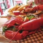 Boston food - The Barking Crab Lobster