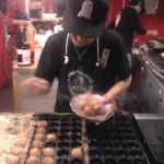 Paris Street food japonaise, Boulette de poulpes, Paris 9eme
