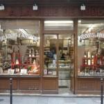 Paris Store Front | A la ville de Rodez - Salaisons d'Auvergne