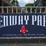 Cambridge Graphic Design, Fenway Park logo sign