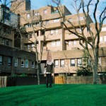 Francois Soulignac - London Architecture, Tower Hill Station, 8 Cloysters Green E1W1LU