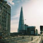 Francois Soulignac - London Architecture, The Shard Tower (february 2013)