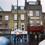 Francois Soulignac - London Old Store Front, Valiente, Bethnal Green Station