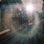 Francois Soulignac - A40 street view from Urban Outfitters London