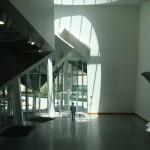 MIT - Stata Center Hall - Anish Kapoor Sculpture on the right