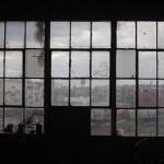 New-York Architecture, Brooklyn, House Flat interior, old vintage windows