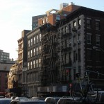 New-York Architecture - Brooklyn and Manhattan (Streets, People, Cars, Building)