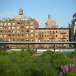 New-York Architecture, Manhattan, High Line Park