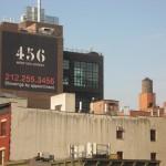 New-York Architecture, Manhattan, by, from, around High Line Park