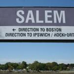 Francois Soulignac - Salem MA - Subway sign