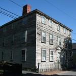 Francois Soulignac - Salem MA - Old house in wood