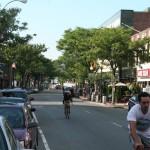 Francois Soulignac - Somerville (David-station) - Rider on the street