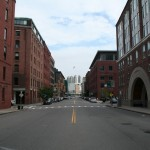 Francois Soulignac - Streets of Boston - Main street