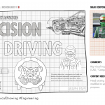 Logitech China - Global Campaign Keiichi Tsuchiya - PRECISION DRIVING - KEY VISUAL RESEARCHES & MOODBOARD - Francois Soulignac - Digital Creative & Art Direction - MADJOR Labbrand Shanghai, China
