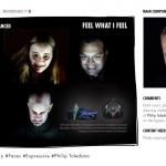 Logitech China - Global Campaign Keiichi Tsuchiya - FEEL WHAT I FEEL - KEY VISUAL RESEARCHES & MOODBOARD - Francois Soulignac - Digital Creative & Art Direction - MADJOR Labbrand Shanghai, China