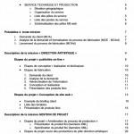 Francois Soulignac – M6 Web MMI – Plan rapport de stage