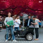 SAGB Shanghai - Bar Rouge - Super Attractive Ghetto Blaster - China