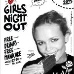 Bar Rouge Shanghai, Girls Night Out with MVP - Francois Soulignac, VOL Group China