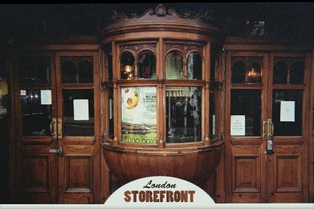 Francois Soulignac - London Storefront