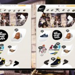 Francois Soulignac - Nike Vintage - Responsive Web Design (RWD) - Three models