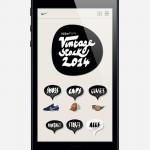 Francois Soulignac - Nike Vintage - Responsive Web Design - RWD (Iphone5) - Home list version