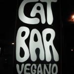 Francois Soulignac - Barcelona Cat Bar Vegano shop sign