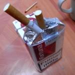 Francois Soulignac - Barcelona packaging Fortuna cigarets