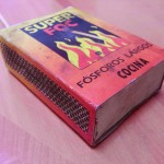 Francois Soulignac - Barcelona packaging Matches Super Foc