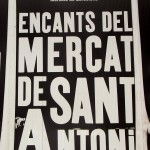 Francois Soulignac - Barcelona Typography Encants de Mercat de Sant Antoni