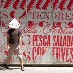 Francois Soulignac - Barcelona Typography Mercat de Sant Antoni red