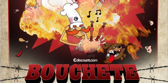 Francois Soulignac - Cdiscount Free-to-play Game Bouchete