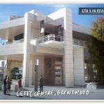 Gta in real life - Los Angeles -Getty Centre Brentwood