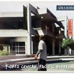 Gta in real life - Los Santos - Kortz Centre Pacific Bluffs